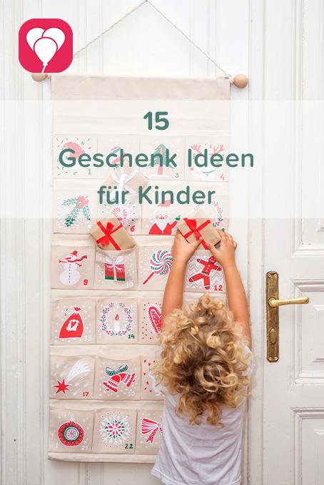Adventskalender Inhalt für Kinder - balloonas